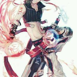 anime boy fantasi armas magi