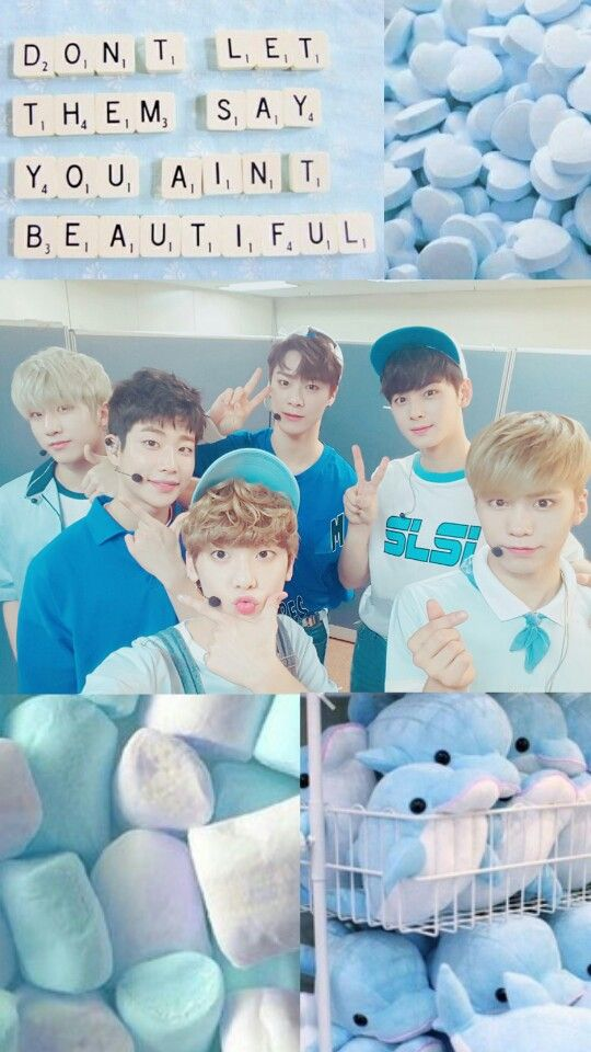 Kpop Wallpapers Aesthetic Astro
