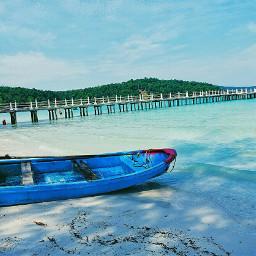 beach kohrongsaloem cambodia landscapes fujifilmxt10