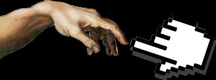 tumblr arm hand click freetoedit