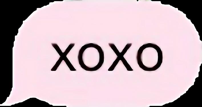 #xoxo#love#bubble#pink#chat#ily#tumblr