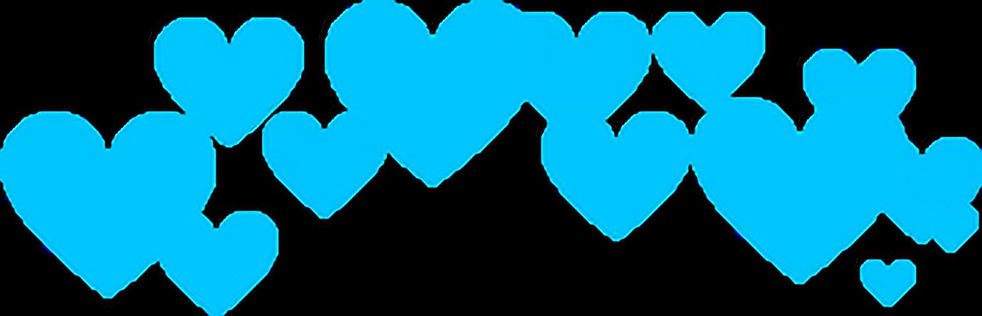 #blue #hearts
