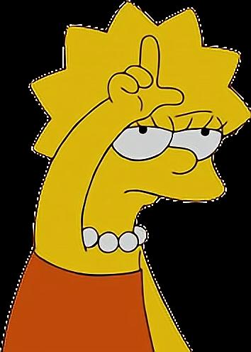 #лиза #симпсоны #тамблергёрл