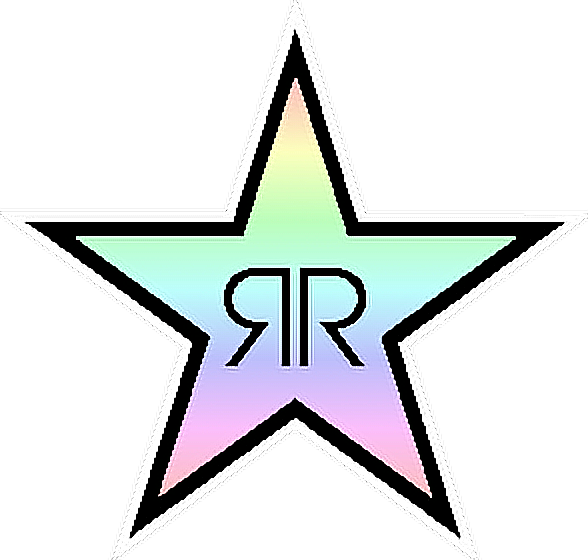 #rockstar #energydrink #logo #drink #pink #girly