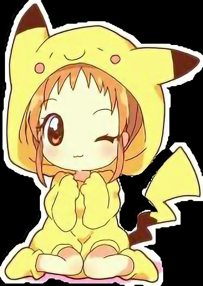 #pikachugirl