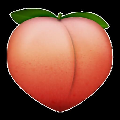 #peach  #cute #kawaii