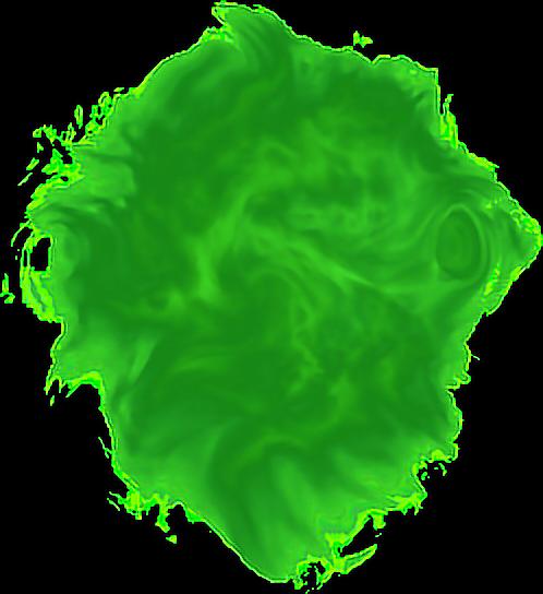 Png зеленый дым