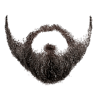Beard man ftestickers sticker by joy roxx