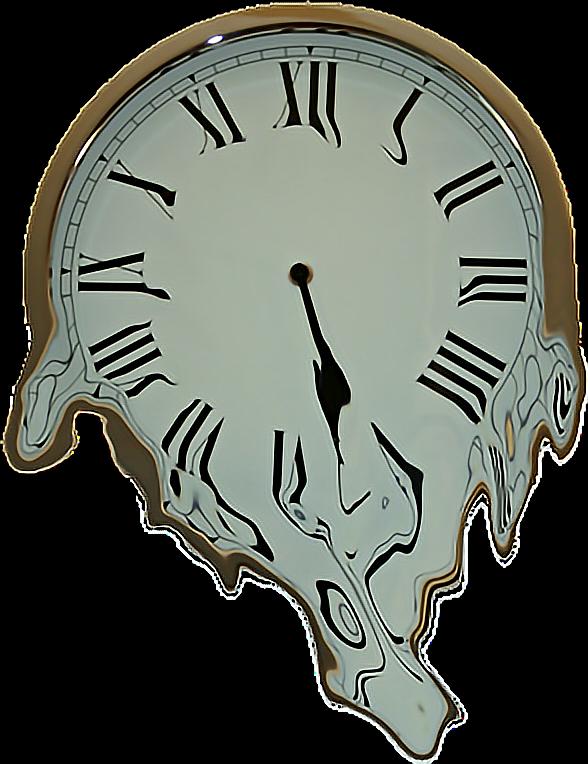 #meltingclock #clock  #melting