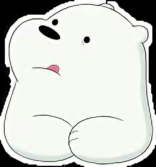 Webarebears Icebear Grizzly Panpan Cute