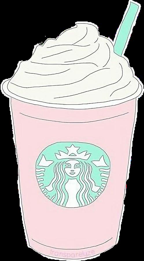 #starbucks #pink #green #drink #colddrink #straw #bynisha #interesting #pastel #freetoedit