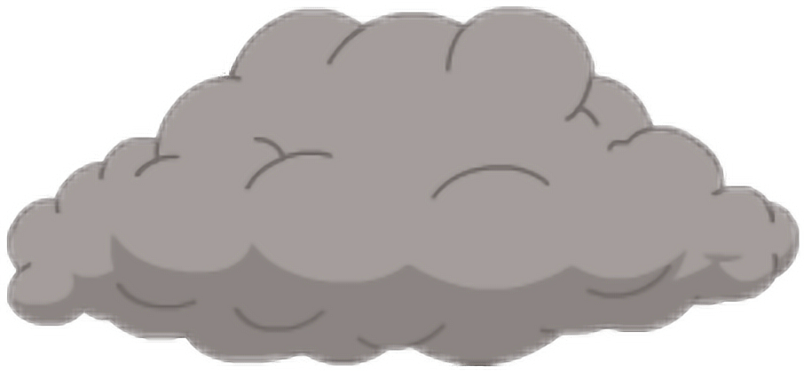 #cloud #grey #ftestickers
