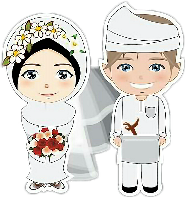 Nikah Sticker By Desdiarta