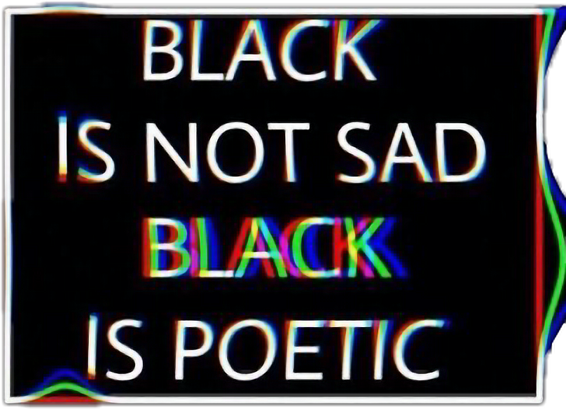 #black #cool #tumblr #sticker #freetoedit