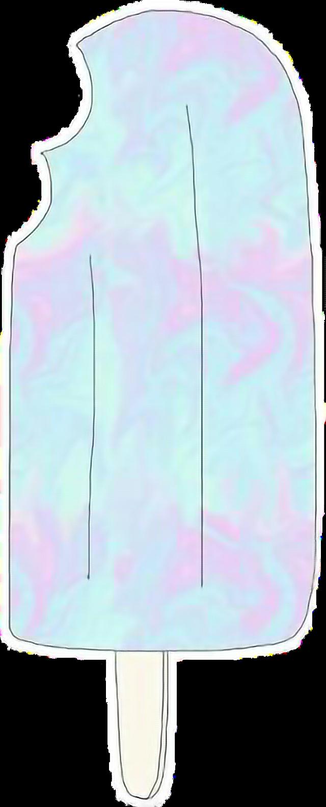 #holo #popsicle #tumblr #pastel #girlyoverlay