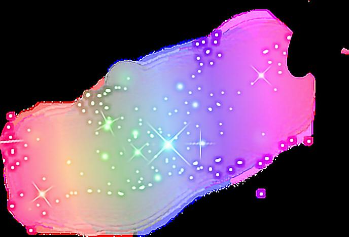 brilho glitter purpurina rainbow arcoirirs...
